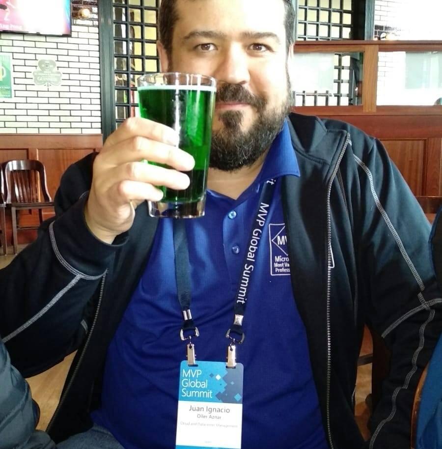 Juan Ignacio Oller Aznar (Cerveceando)